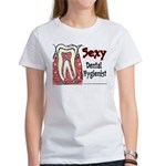 Sexy Dental Hygienist 2005 Women's T-Shirt