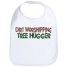Dirt Worshipping Tree Hugger Bib