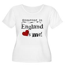 England Loves Me T-Shirt