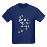 Norfolk Terrier Mom T