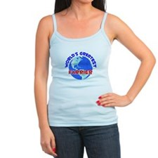 World's Greatest Farrier (E) Ladies Top