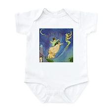 PETER PAN, JOHN & WENDY FLY Infant Bodysuit