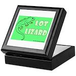 Lot Lizard Summer 2005 Keepsake Box