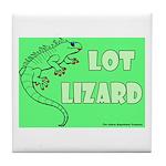 Lot Lizard Summer 2005 Tile Coaster