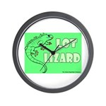 Lot Lizard Summer 2005 Wall Clock