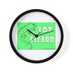 Lot Lizard Summer 2005 Wall Clock