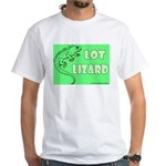 Lot Lizard Summer 2005 White T-Shirt