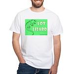 Lot Lizard Summer 2005 White T-Shirt