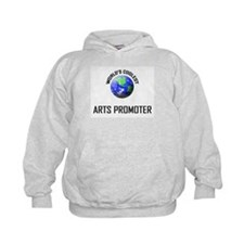 World's Coolest ARTS PROMOTER Hoodie