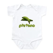 Platano Infant Bodysuit