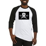Craft Pirate Scissors Baseball Jersey