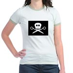 Craft Pirate Scissors Jr. Ringer T-Shirt