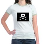 Craft Pirate Needles Jr. Ringer T-Shirt