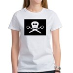 Craft Pirate Scissors Women's T-Shirt