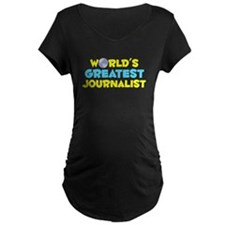 World's Greatest Journ.. (C) T-Shirt