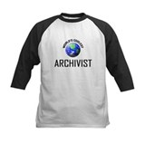 World's Coolest ARCHIVIST Tee