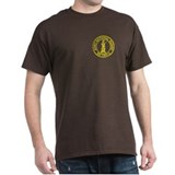 National Guard Retired<BR> T-Shirt 9