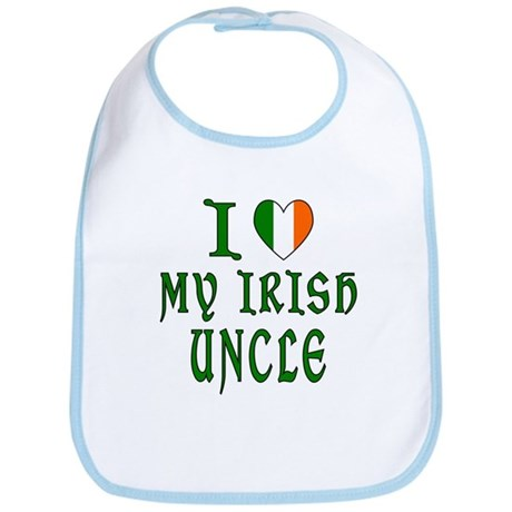 I Love My Irish Uncle Bib