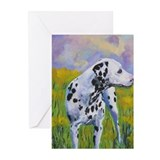 Unique Sky terrier Greeting Cards (Pk of 10)