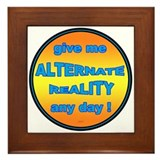 Alternate Reality Framed Tile