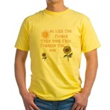 Be Like The Flower T