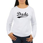 Dade (vintage) Women's Long Sleeve T-Shirt