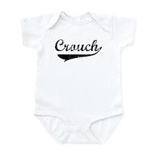 Crouch (vintage) Infant Bodysuit