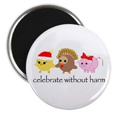 Celebrate Without Harm Magnet