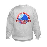 World's Greatest Gymna.. (F) Sweatshirt