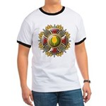 Laurel Grand Cross Ringer T