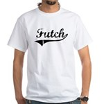 Futch (vintage) White T-Shirt