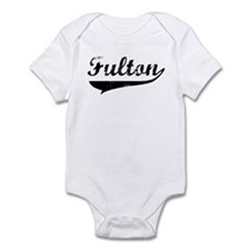 Fulton (vintage) Infant Bodysuit