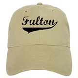 Fulton (vintage) Baseball Cap