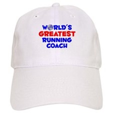 World's Greatest Runni.. (A) Baseball Cap