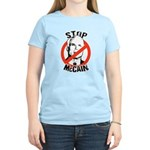 Stop McCain Women's Light T-Shirt