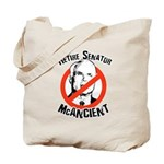 Retire Senator McAncient Tote Bag