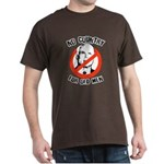 Anti-Mccain / No Country for Old Men Dark T-Shirt