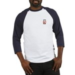 Anti-Mccain / Detain McCain Baseball Jersey
