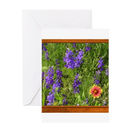 Wildflowers #1 Greeting Card