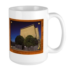 Weatherford Drive In Theater Large Mug