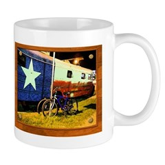 Texas Train Mug