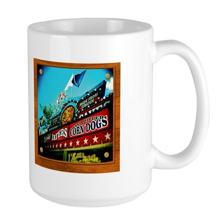 Texas Taters Large Mug