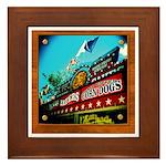Texas Taters Framed Tile