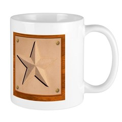 Texas Star #2 Mug