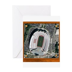 Texas Stadium Greeting Card