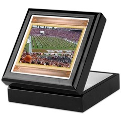 Cotton Bowl #2 Keepsake Box