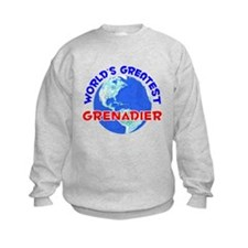 World's Greatest Grena.. (E) Sweatshirt