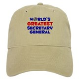 World's Greatest Secre.. (A) Baseball Cap