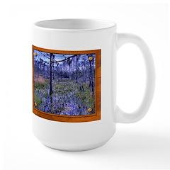 Sabine River Large Mug
