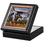 Longhorn Robo Keepsake Box